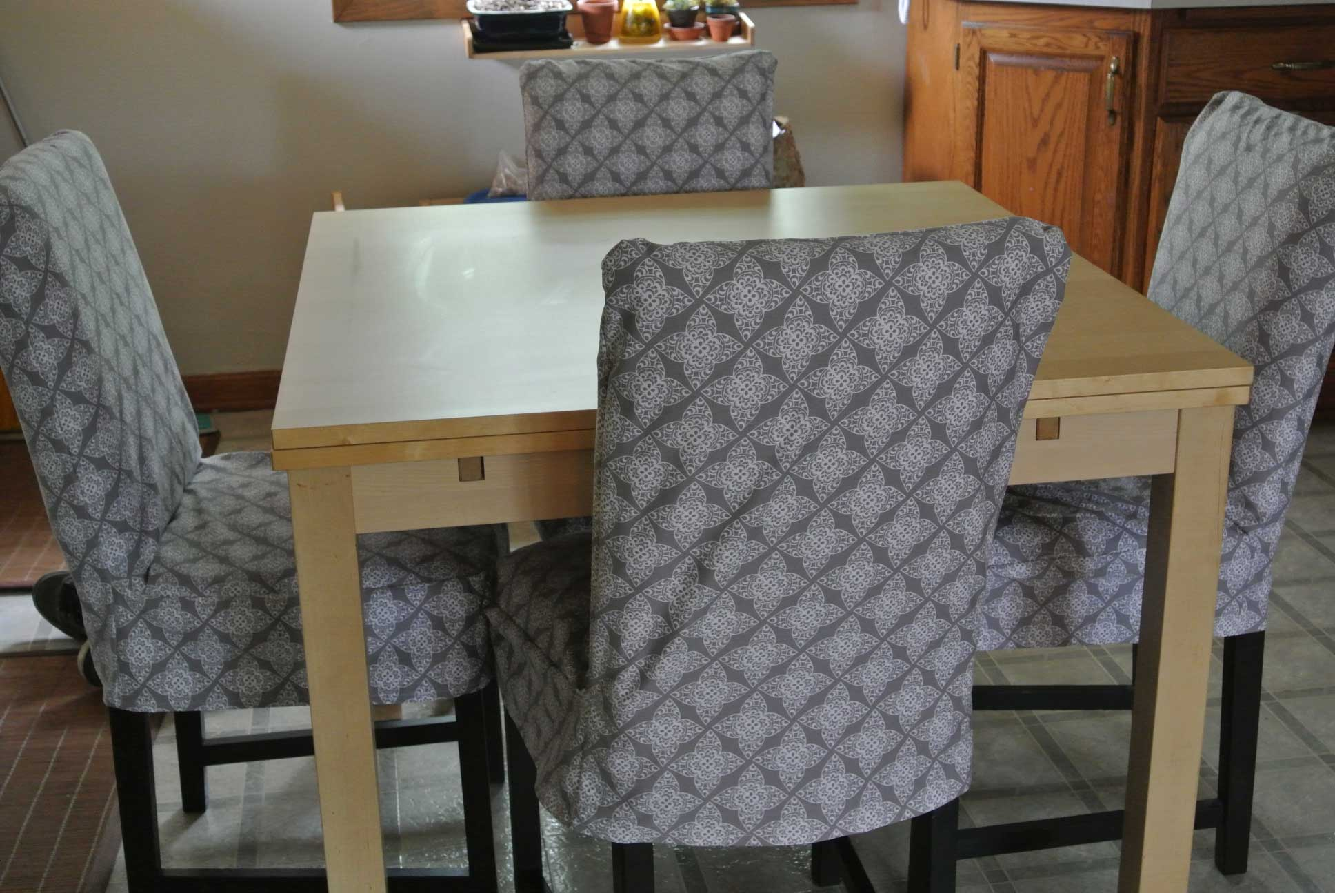 Kitchen Chair Cushions Ikea Ikea Hack Parson Chair Jessi