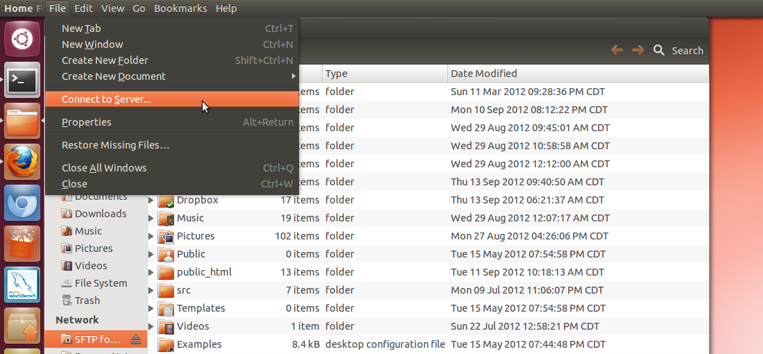 Cross-platform file sharing with SSHFS - Justin Foell