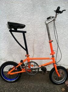 Little Orange Bike