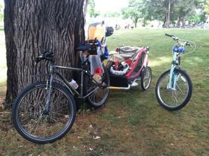 Minneapolis Bike Tour 2013