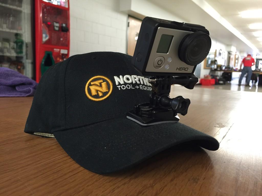 GoPro Hat